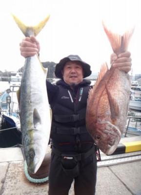 丸銀釣りセンターの2020年3月22日(日)3枚目の写真