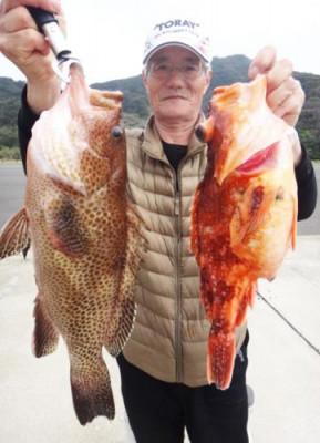 丸銀釣りセンターの2020年3月22日(日)5枚目の写真