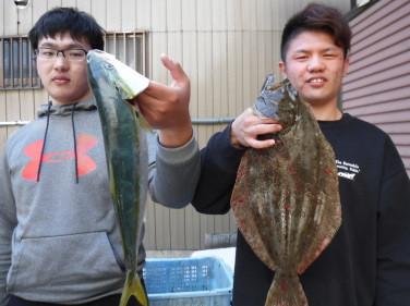 奥村釣船の2020年3月25日(水)2枚目の写真