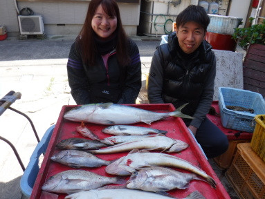 奥村釣船の2020年3月25日(水)5枚目の写真