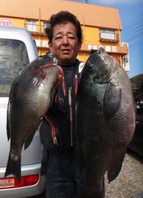 丸銀釣りセンターの2020年3月25日(水)3枚目の写真