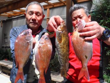 奥村釣船の2020年3月26日(木)1枚目の写真