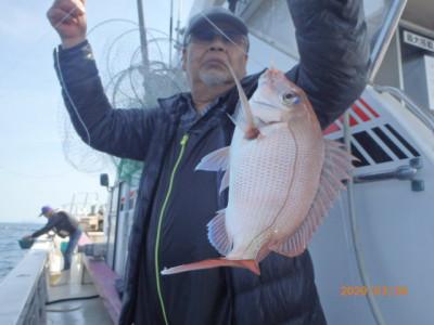 秀吉丸の2020年3月26日(木)4枚目の写真