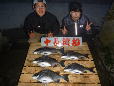 中長渡船の2020年3月26日(木)1枚目の写真