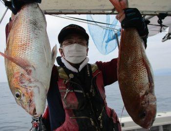 安芸のハマちゃん 浜田釣舟の2020年3月26日(木)2枚目の写真