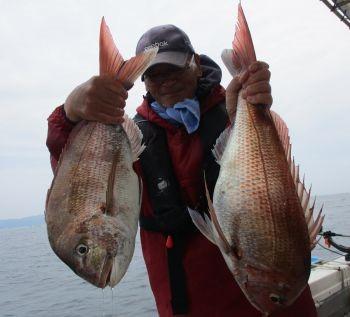 安芸のハマちゃん 浜田釣舟の2020年3月26日(木)3枚目の写真