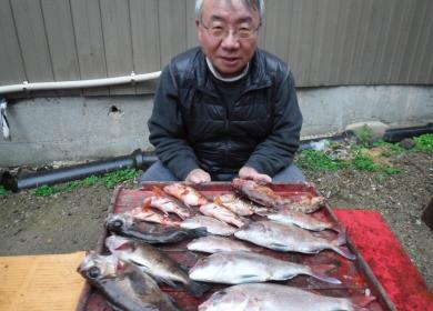 奥村釣船の2020年3月27日(金)3枚目の写真