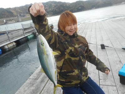 由良海つり公園&釣堀ランドの2020年3月29日(日)1枚目の写真