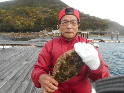 由良海つり公園&釣堀ランドの2020年3月29日(日)2枚目の写真
