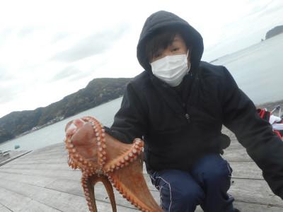 由良海つり公園&釣堀ランドの2020年3月29日(日)3枚目の写真