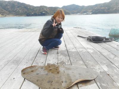 由良海つり公園&釣堀ランドの2020年3月29日(日)5枚目の写真