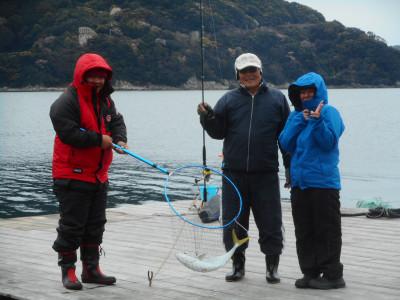 由良海つり公園&釣堀ランドの2020年3月30日(月)1枚目の写真