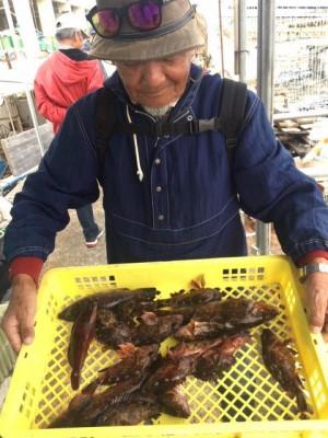 垂水一文字船長丸(海神丸)の2020年3月26日(木)4枚目の写真