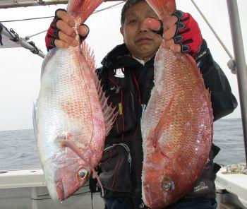 安芸のハマちゃん 浜田釣舟の2020年3月30日(月)2枚目の写真