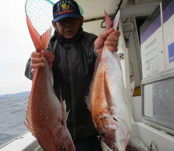安芸のハマちゃん 浜田釣舟の2020年3月30日(月)3枚目の写真