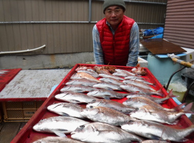 奥村釣船の2020年3月30日(月)1枚目の写真