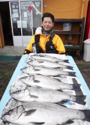 丸銀釣りセンターの2020年3月27日(金)2枚目の写真