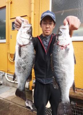 丸銀釣りセンターの2020年3月29日(日)3枚目の写真