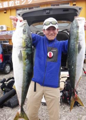 丸銀釣りセンターの2020年3月30日(月)1枚目の写真