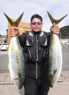 丸銀釣りセンターの2020年3月31日(火)1枚目の写真