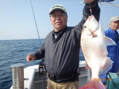 秀吉丸の2020年4月3日(金)2枚目の写真