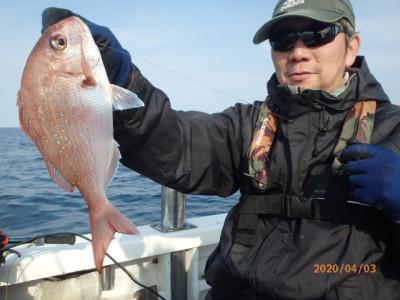 秀吉丸の2020年4月3日(金)3枚目の写真