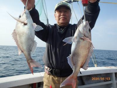 秀吉丸の2020年4月3日(金)4枚目の写真