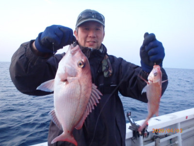 秀吉丸の2020年4月3日(金)5枚目の写真