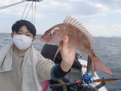 秀吉丸の2020年4月4日(土)4枚目の写真