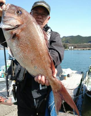 垣内渡船の2020年3月21日(土)1枚目の写真
