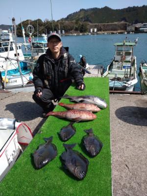 垣内渡船の2020年3月21日(土)2枚目の写真
