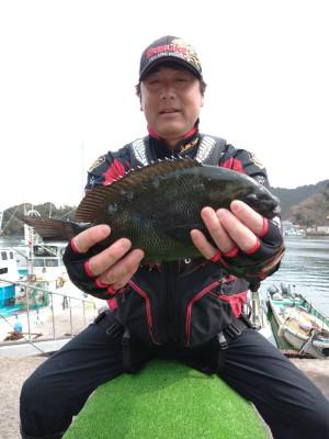 垣内渡船の2020年3月22日(日)1枚目の写真