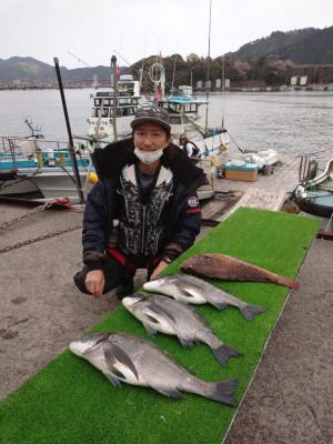 垣内渡船の2020年4月4日(土)2枚目の写真