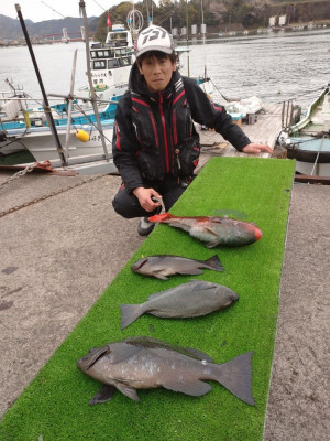 垣内渡船の2020年4月4日(土)3枚目の写真