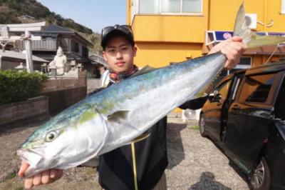 丸銀釣りセンターの2020年4月3日(金)1枚目の写真