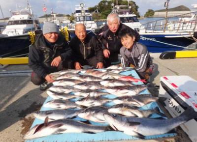 丸銀釣りセンターの2020年4月4日(土)5枚目の写真