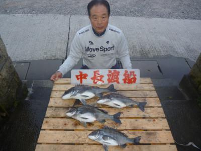 中長渡船の2020年4月8日(水)1枚目の写真