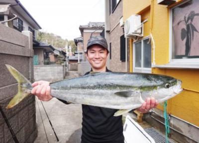 丸銀釣りセンターの2020年4月5日(日)1枚目の写真