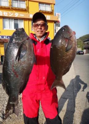 丸銀釣りセンターの2020年4月7日(火)2枚目の写真