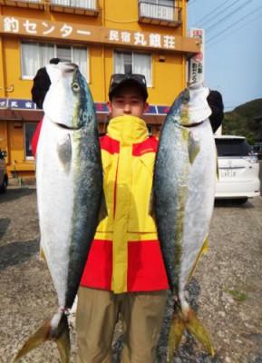 丸銀釣りセンターの2020年4月8日(水)1枚目の写真