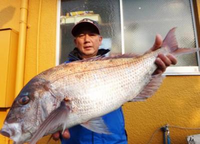丸銀釣りセンターの2020年4月8日(水)2枚目の写真