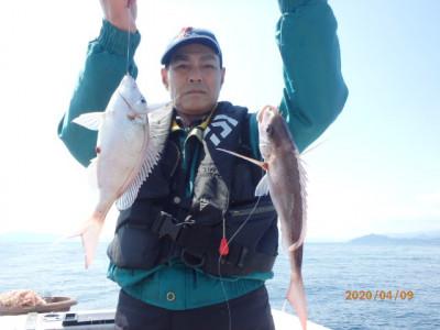 秀吉丸の2020年4月9日(木)1枚目の写真