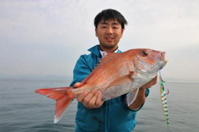 西岡遊漁の2020年4月3日(金)4枚目の写真