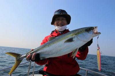 西岡遊漁の2020年4月4日(土)1枚目の写真