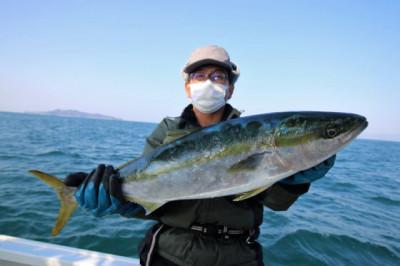 西岡遊漁の2020年4月4日(土)4枚目の写真