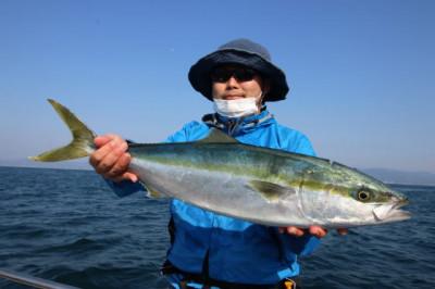 西岡遊漁の2020年4月4日(土)5枚目の写真
