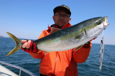 西岡遊漁の2020年4月6日(月)3枚目の写真