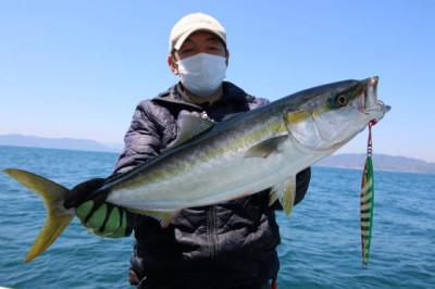 西岡遊漁の2020年4月7日(火)2枚目の写真