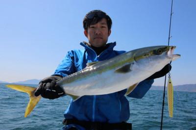 西岡遊漁の2020年4月7日(火)3枚目の写真