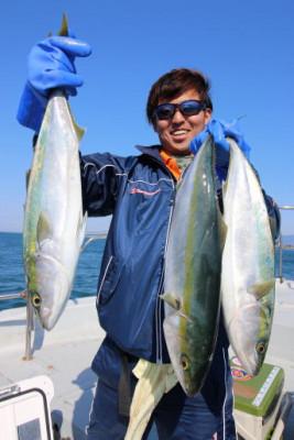西岡遊漁の2020年4月7日(火)5枚目の写真